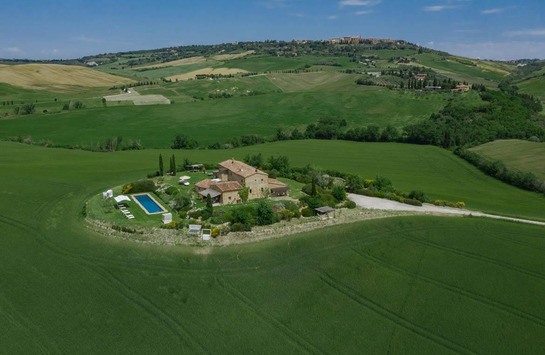Villa LA DISTESA